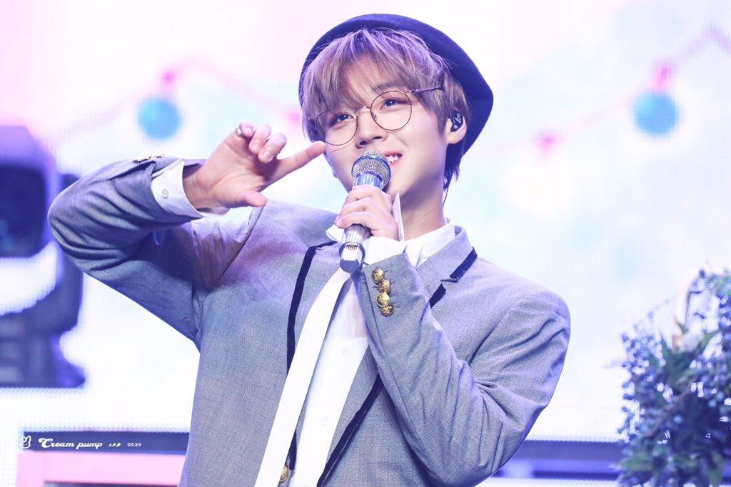 「朴志训」开个人见面会 「Wanna One」团员义气相挺:心永远在一起!插图8