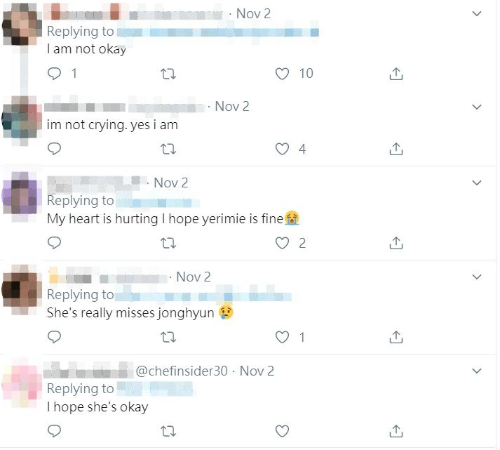 钟铉骤逝2年…Yeri「按讚留言IG贴文」:我想你! 粉丝泪崩:希望她好好的 - 收藏派