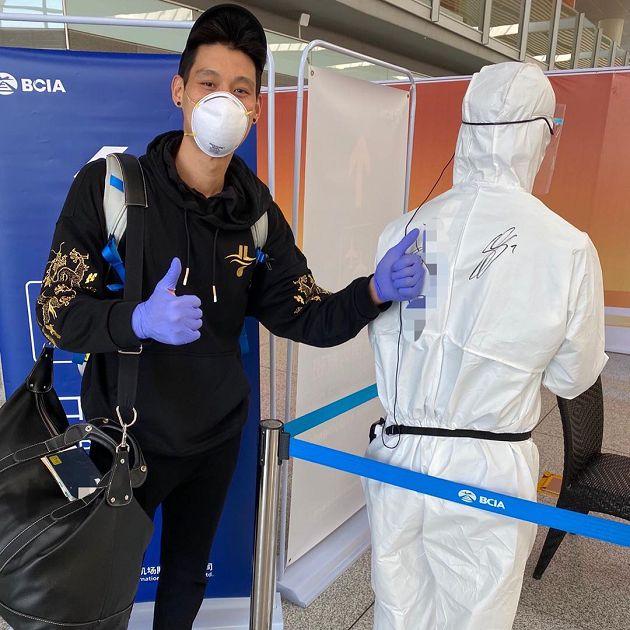回北京还是没球打!林书豪「发起募款」坦承:疫情刚爆发只想到放鬆