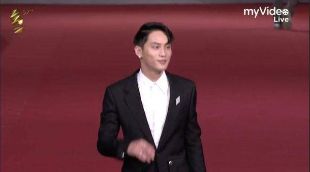 金马57/新髮型亮相!范少勋「心情轻鬆」呼吁入围者:配件要保护好 - 收藏派