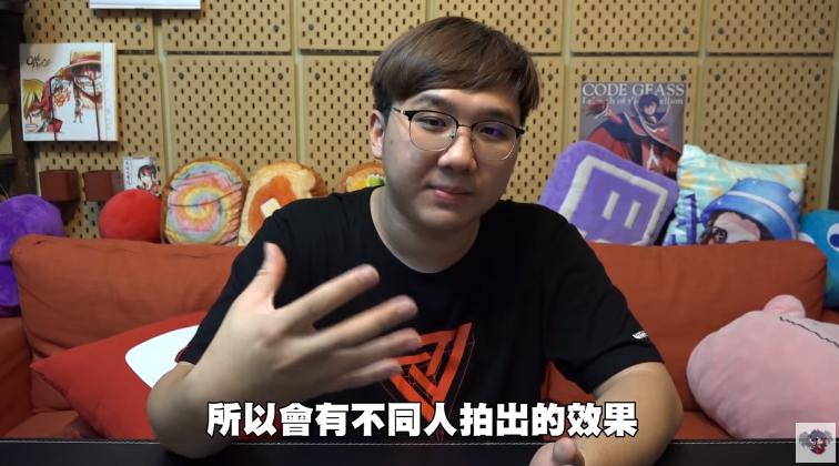 因101系列撞梗跟「草爷」闹不合?YouTuber「黑羽」首次回应遭diss「乌骨鸡玩球」! - 宅男圈