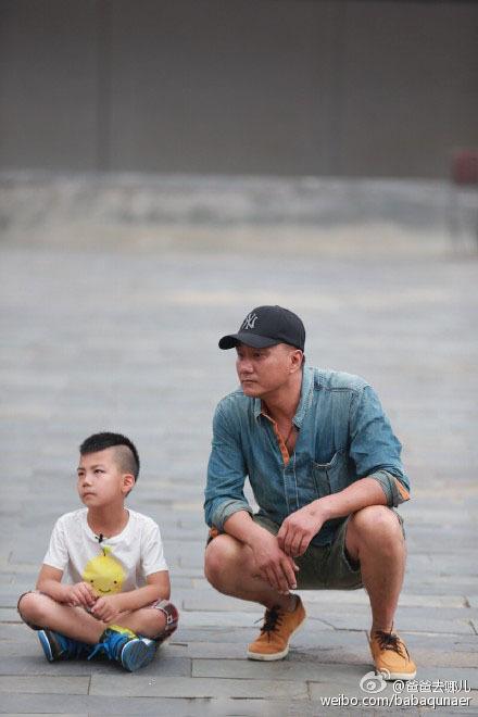 《爸爸3》康康长大了!12岁「身高超过妈妈」 网惊:认不出