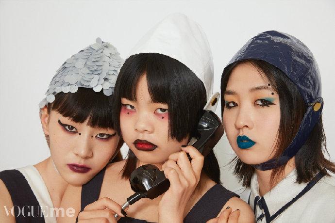 女团「3unshine」登上《VOGUE》!「异于常人造型」曝光 网看傻:我的审美跟不上… - 宅男圈