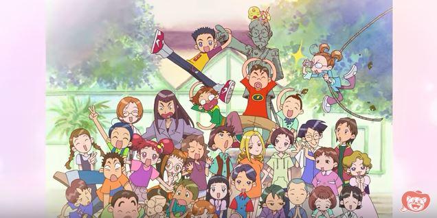 《小魔女DoReMi》剧场版概念照曝光!「7人长大后」模样亮相…粉丝全哭:居然跟我一样大了! - 宅男圈