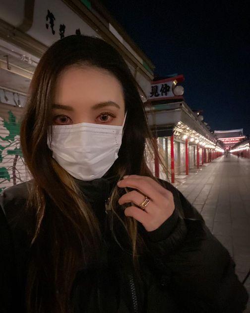 回台待产惨被骂!旅日女星「狠洗脸」酸民 :以生在台湾为荣