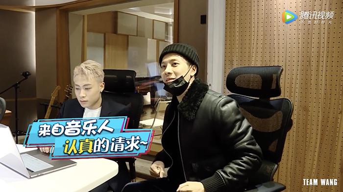 「王嘉尔」首次中文Rap!亲邀「ICE」挑战「三小时写歌」帅炸成品再爆讨论! - 收藏派