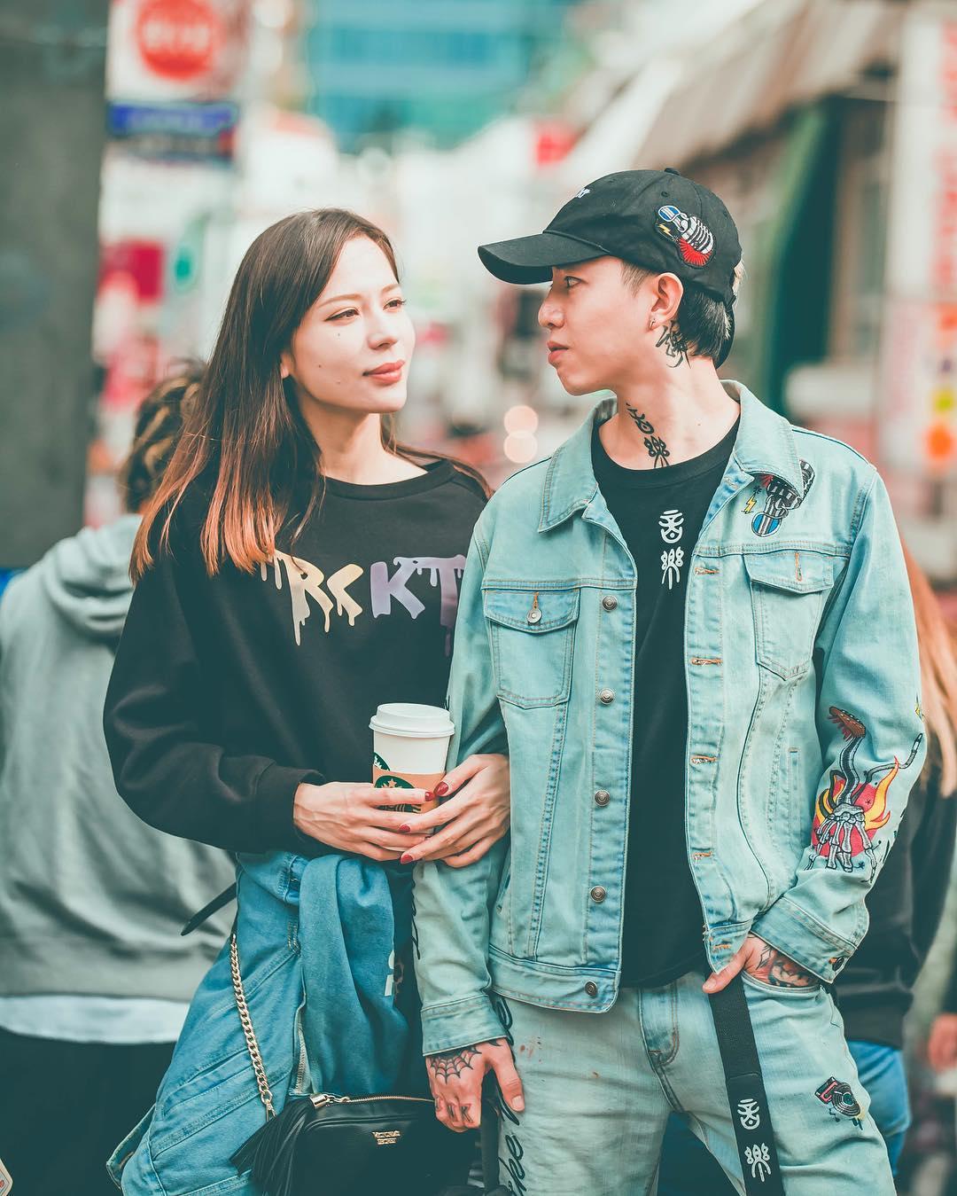 放闪最高境界!MV「大尺度激吻」混血妻 「谢和弦」甜喊:女主角神美! - 宅男圈