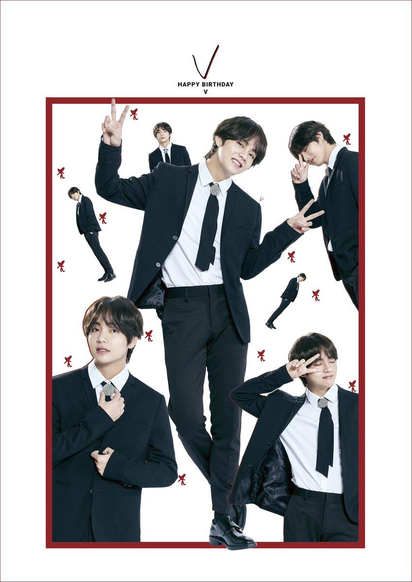 BTS V「5个好友都姓朴」!集结「大咖演员、男团偶像」画面超养眼! - 收藏派