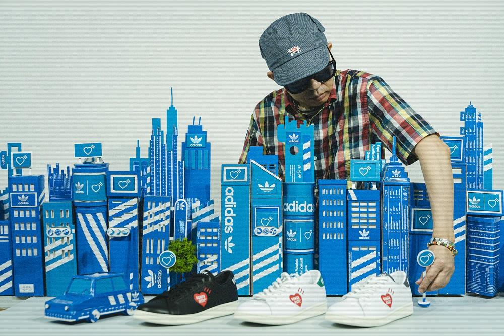 adidas Originals x HUMAN MADE!「3款经典新作」复古亮相插图1