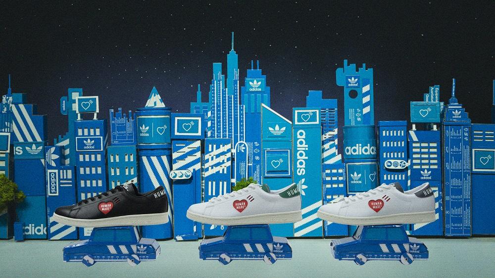 adidas Originals x HUMAN MADE!「3款经典新作」复古亮相插图3