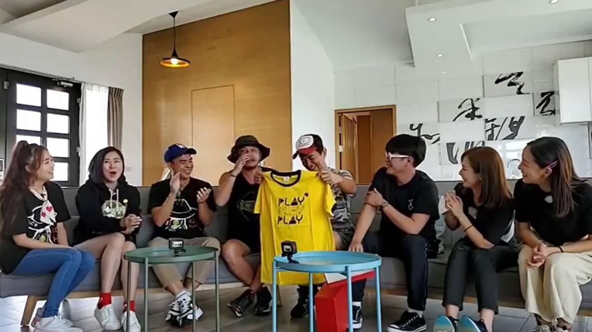 《玩很大》红队献「彩蛋」!吴宗宪换上战袍 KID激喊:谢鬼哥 - 宅男圈