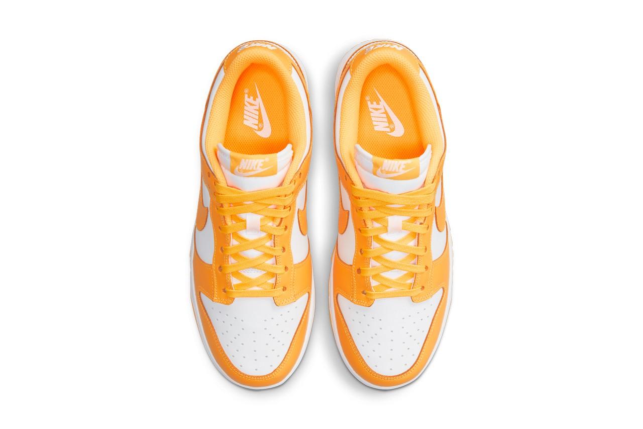 春夏必备「汤豪橘」登场!Dunk Low Laser Orange 谍照释出,台湾鞋头即将暴动! - 收藏派