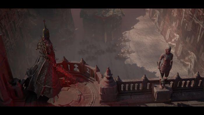画质全面提升!《流亡黯道PoE 2》实机影片曝光 网嗨:暗黑末日近了插图1