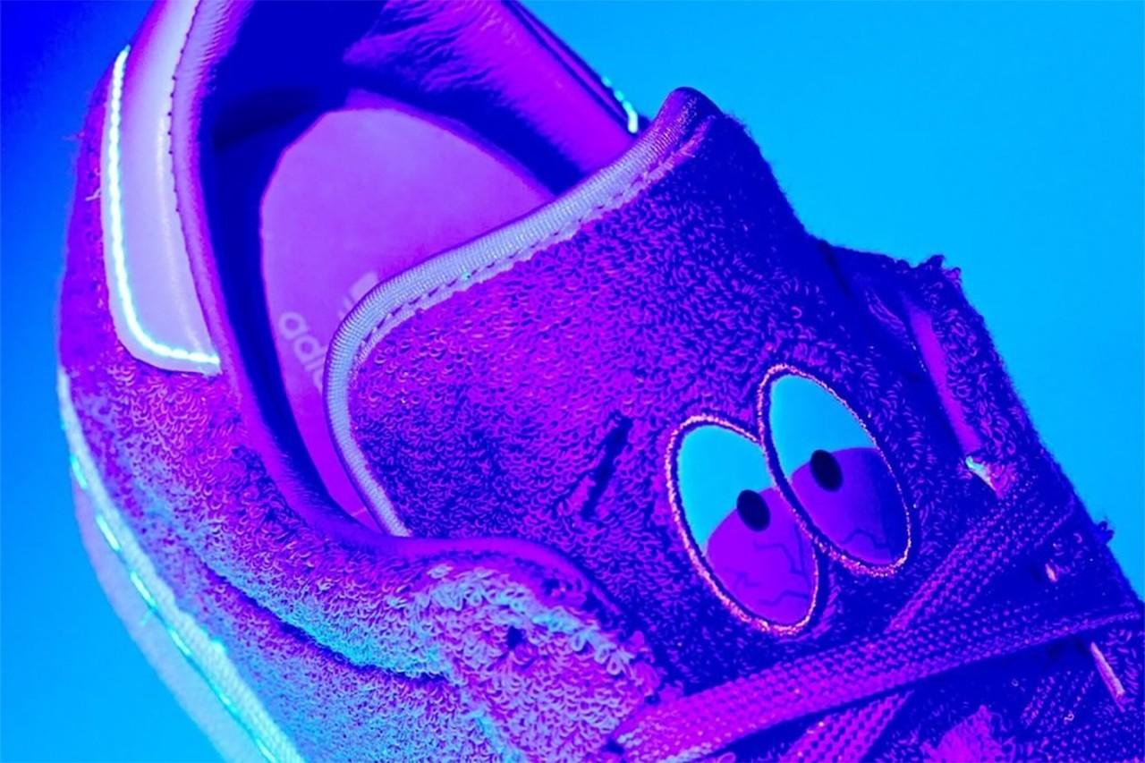 adidas 携手《南方公园》推出「嗨爆毛巾巾」x  Campus 80's联名鞋款,「ㄎㄧㄤ」度突破天际!插图5