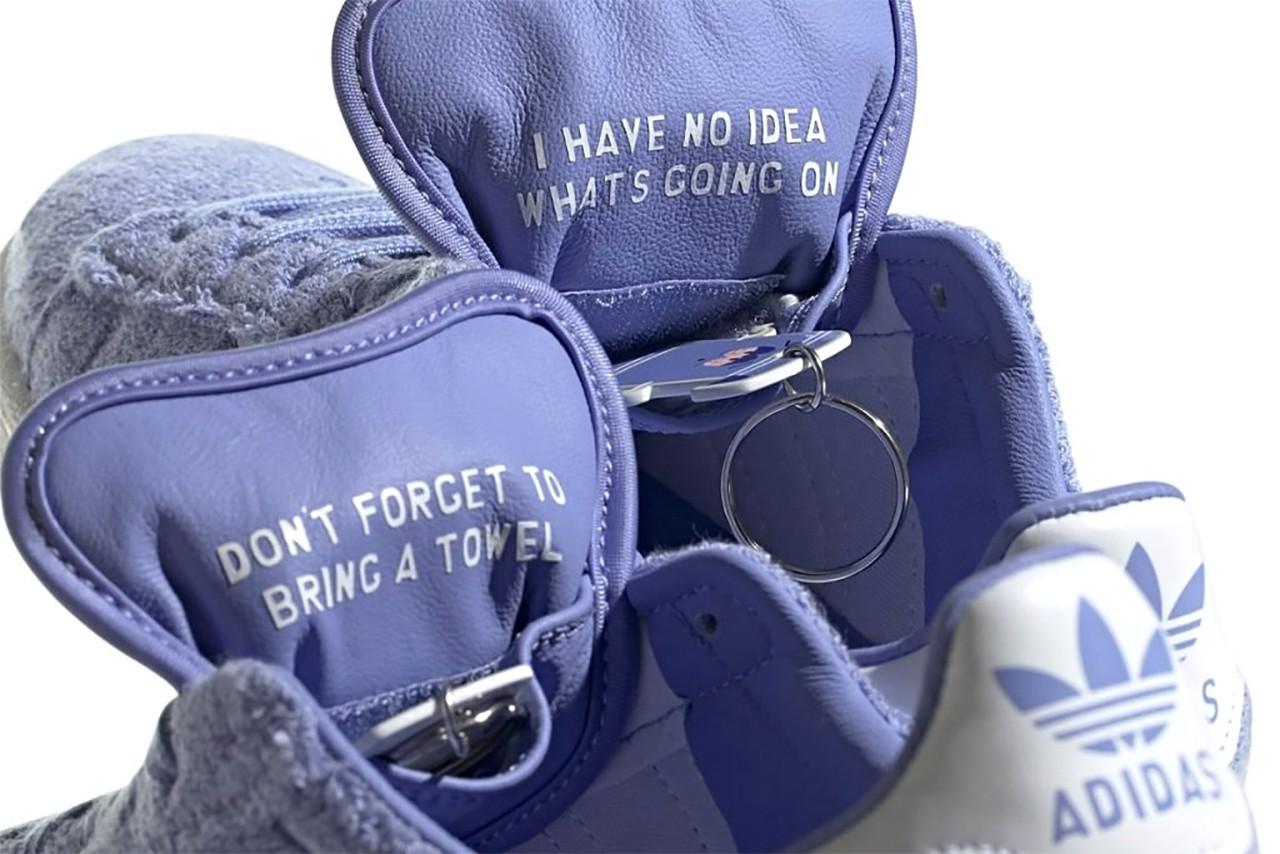adidas 携手《南方公园》推出「嗨爆毛巾巾」x  Campus 80's联名鞋款,「ㄎㄧㄤ」度突破天际!插图7