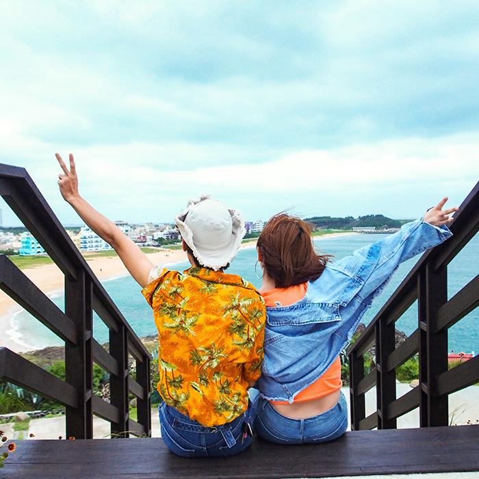 《食在好飞醺》澎湖不是只有花火节 !拍摄团队私藏「三大必踩景点 」看完秒刷机票飞一波 - 宅男圈