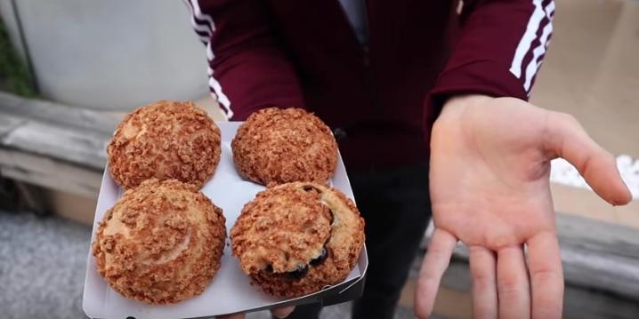 法国网红踩点5家高雄美食!这家蛋饼让他讚不绝口:「起司整个爆出来」 - 收藏派