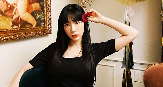 太妍突将长髮剪到锁骨!「妹妹头+黑髮」曝防疫心情:好像失业