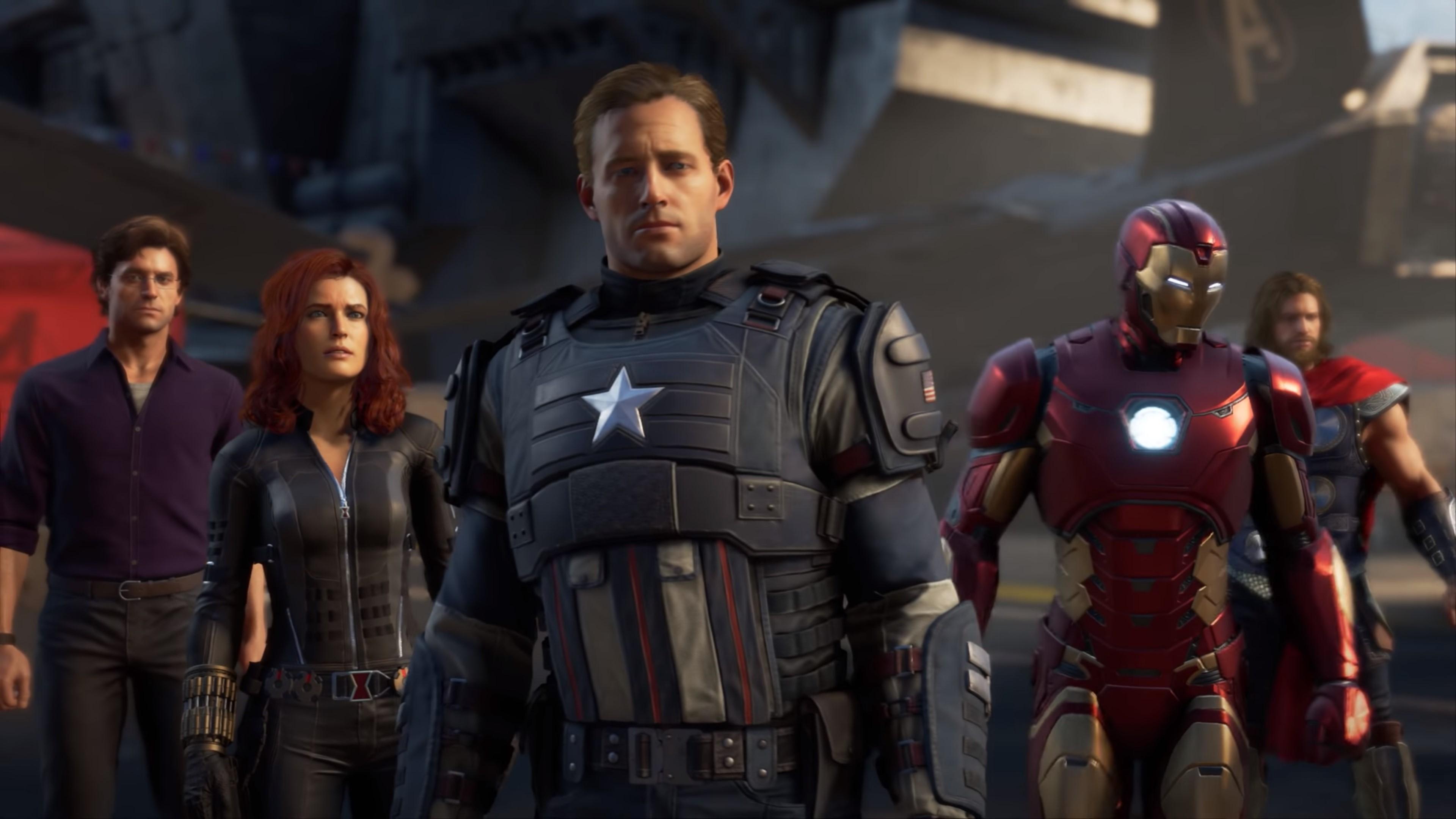 《漫威复仇者联盟》地表最爽英雄电玩!美国队长领便当,轮到我们拯救英雄!