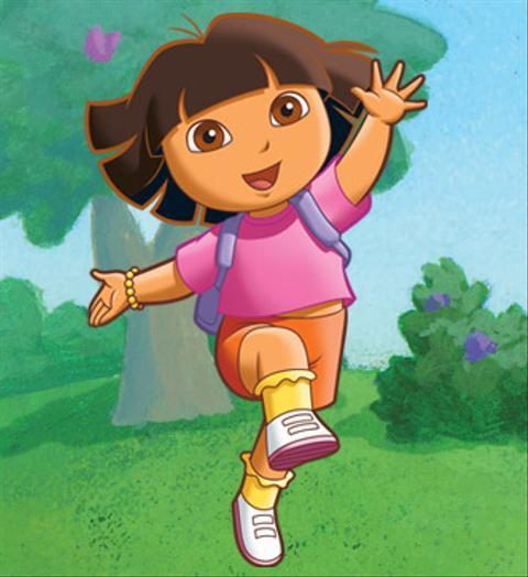 最性感儿童界巨星!《变形金刚》女郎曝光定装照出演真人版 网讚:这Dora太辣! - 收藏派