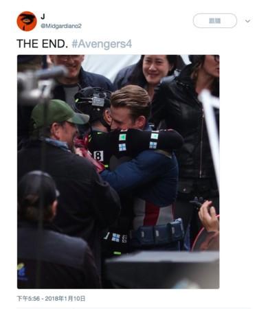 《复仇者4》惊爆浩克将死亡!?关键照片流出:最后一次离开
